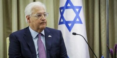 """بماذا رد السفير الأمريكي على وصف عباس له """"بابن الكلب"""" ؟"""