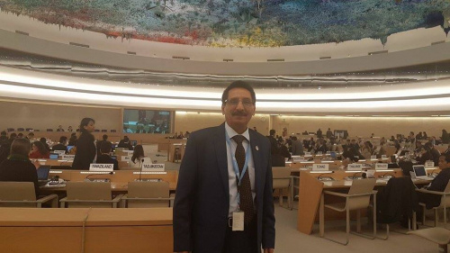 حقوق الإنسان في المجلس الانتقالي تدعو الأمم المتحدة إلى وضع خارطة طريق لاستعادة دولة الجنوب
