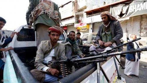 قتلى من  مليشيا الحوثي قرب الحدود السعودية