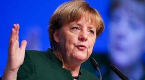 ميركل: الإسلام صار جزءاً من ألمانيا