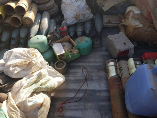 """أمن عدن : القبض على قيادي كبير في تنظيم داعش بعدن اعترف بمسؤوليته عن هجومي جولد مور والمنصورة"""" صور """""""
