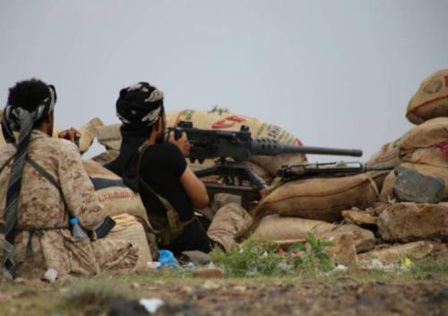الجيش الوطني يحرر مواقع جديدة في مقبنة غرب تعز ومصرع 16حوثيا