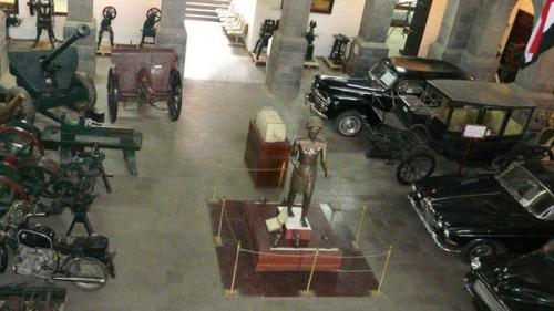 متحف صنعاء.. الحوثي يمحو ذاكرة الجمهورية ويطمس التاريخ