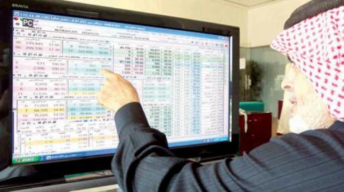 الأسهم السعودية تحقق أعلى إغلاق في 31 شهراً