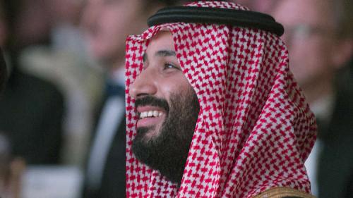 ولي العهد لم تألوا المملكة جهدا في سبيل تحسين الوضع الإنساني في اليمن