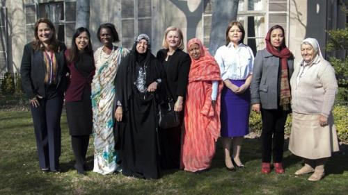 الخارجية الأميركية تكرم امرأة عراقية وتضعها في قائمة أشجع النساء خلال 2018 م