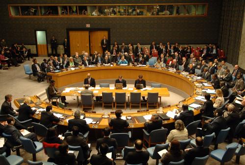 """دموع الإخوان على طاولة مجلس الأمن """"تقرير"""""""