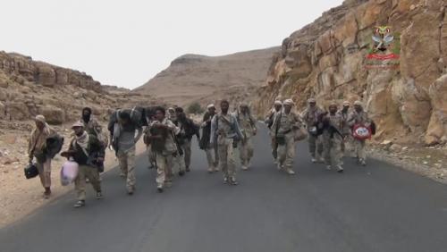 عشرات القتلى من الحوثيين في قصف على شرقي صنعاء