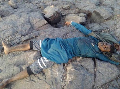 لحج : عشرات القتلى والجرحى من ميليشيا الحوثي اثناء محاولتهم استعادة جبل حمالة الاستراتيجي بكرش