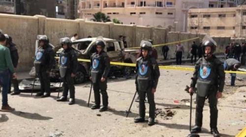 مقتل 6 مسلحين على صلة بتنفيذ تفجير الإسكندرية