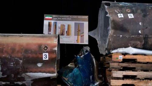 """صواريخ إيران """"العدائية والعشوائية"""" تزود الحوثي بقدرات نوعية"""
