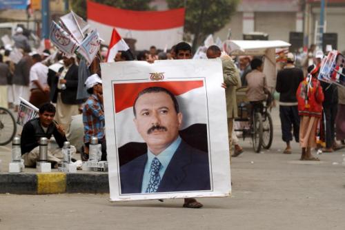 مؤتمر صنعاء يدعو  المبعوث الأممي لمطالبة الحوثيين بالكشف عن مصير جثة صالح