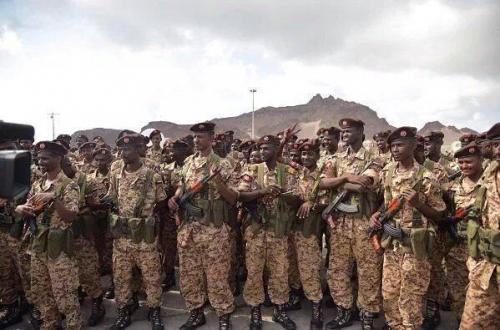 رئيس الأركان السوداني يكشف سبب مشاركة القوات السوادنية ضمن قوات التحالف العربي في اليمن