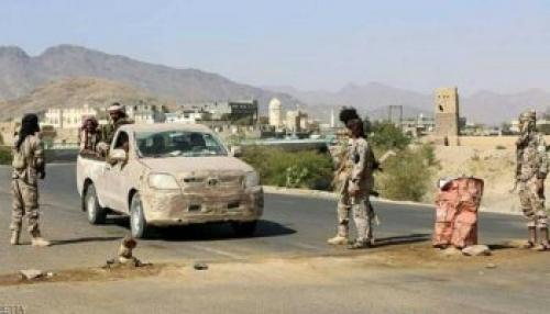 أبين : لا خسائر في استهداف نقطة أمنية بقذيفة ( آر. بي . جي ) في زنجبار