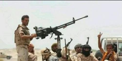 الجيش الوطني يصد هجوما في البيضاء ويقتل قائد حوثي كبير