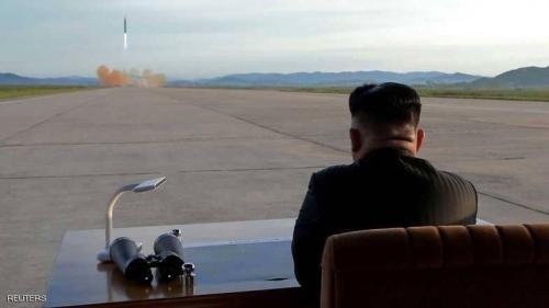 """ترامب: احتمال كبير أن يتخلى """"رجل الصواريخ"""" عن النووي"""