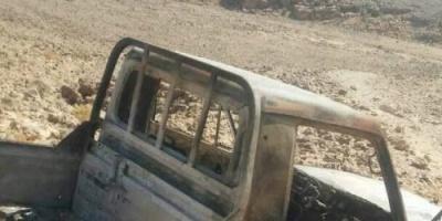 عشرة شهداء وأربعة جرحى في الهجوم المسلح الذي استهدف نقطة للنخبة الحضرمية في منطقة حجر بن دغار (أسماء)
