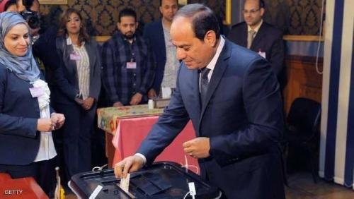 تقديرات أولية.. السيسي يتجه لتحقيق فوز ساحق في الانتخابات