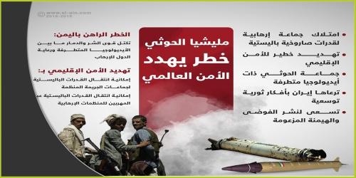 """أصوات من باريس تطالب باجتثاث السرطان الحوثي من اليمن """"تقرير"""""""