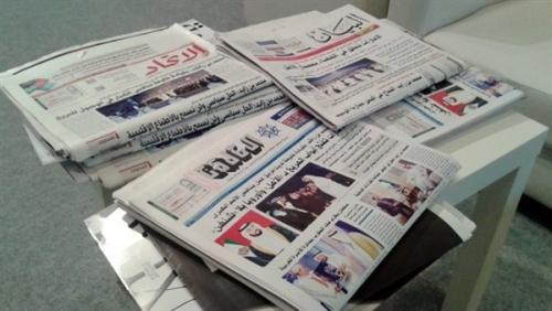 """""""الخليج"""" الإماراتية: إطلاق الحوثيين للصواريخ الباليستية رسالة واضحة برفضهم لمفاوضات السلام"""