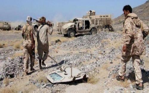 تدمير مخازن أسلحة وتعزيزات لميليشيا الحوثي في صعدة