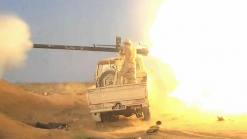 تجدد الاشتباكات بين الجيش والمليشيا بجبهة ثرة