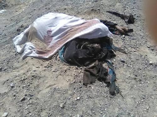"""مقتل أسرة كاملة مكونة من """"5"""" أفراد بينهم """"3"""" أطفال بلغم زرعه الحوثيون بالجوف"""