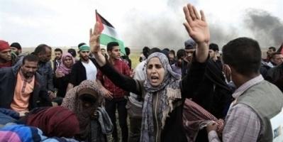 جيش الاحتلال الإسرائيلي يختطف 4 فلسطينيين بينهم طفلة على حدود غزة