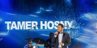 إقبال وتفاعل كبير في أول حفلات تامر حسني  في السعودية