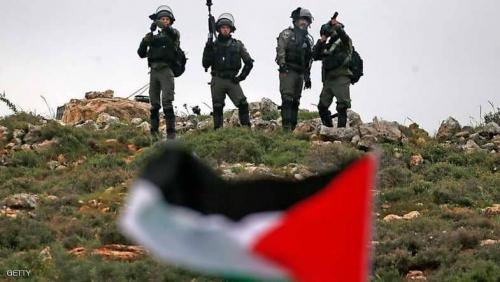 مواجهات قرب حاجز بيت إيل.. وإسرائيل تتوعد برد موسع