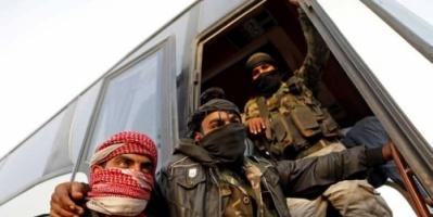 """المئات يغادرون جنوب الغوطة.. ومفاوضات """"دوما"""" مستمرة"""