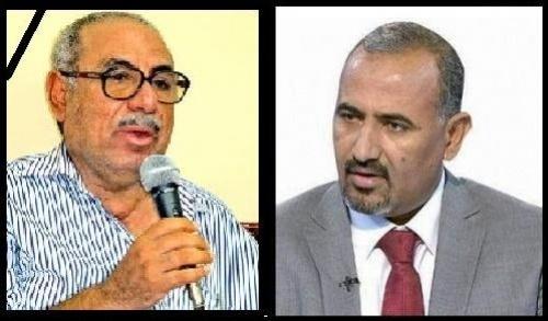 الرئيس الزُبيدي يُعزي في وفاة المحامي بدر باسنيد
