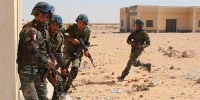 مصر: تدمير تجمعات لعناصر تكفيرية في سيناء
