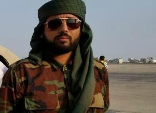 قائد الحزام الأمني بعدن ينفي أي علاقة للحزام بأعمال البسط على الأراضي في عدن