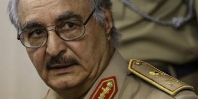 ليبيا: حفتر يؤكد قرب تحرير درنة من الإرهاب
