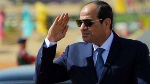 عاجل.. فوز السيسي رئيسا لمصر لفترة جديدة