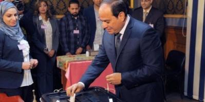 رسمياً .. السيسي رئيساً لمصر لولاية ثانية