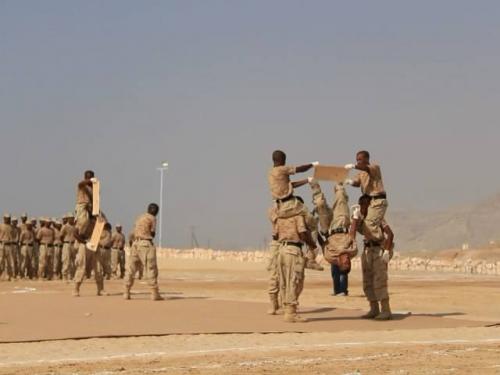 صور.. استعدادات ضخمة تشهدها المنطقة العسكرية الثانية للاحتفال بذكرى تحرير حضرموت