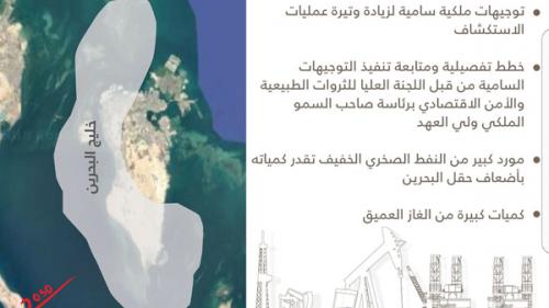 """تفاصيل جديدة عن أكبر حوض نفطي في """"البحرين"""""""