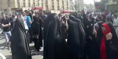 احتجاجات الأحواز تدخل يومها السادس والنظام الإيراني يعزز قوته (صور وفيديو)