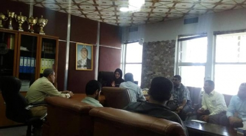 قرار باعادة تشغيل محطات الوقود الحكومية بالعاصمة عدن