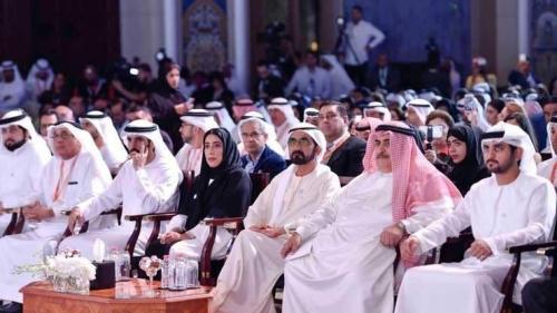 انطلاق منتدى الإعلام العربي في دبي