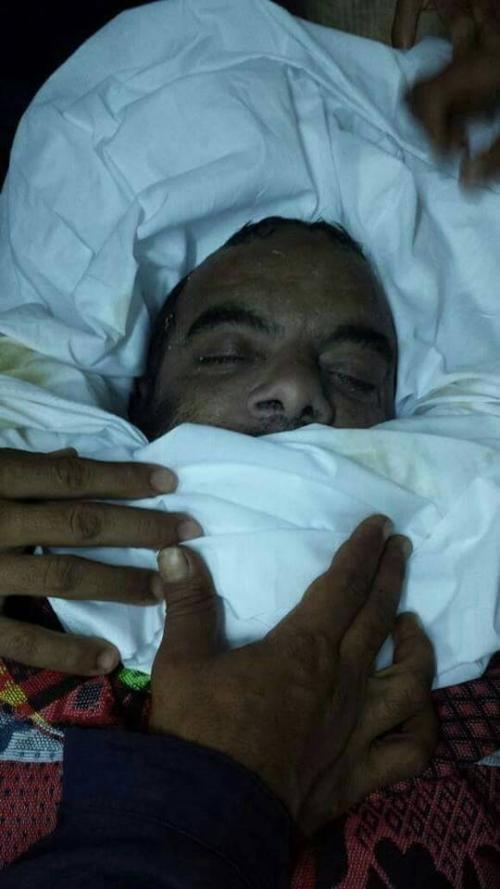 وفاة الشيخ ياسر العزي متأثرا باصابته قبل اسبوع