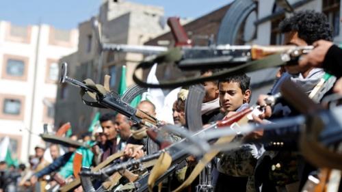 مصرع عشرات المسلحين الحوثيين قبالة الحدود السعودية