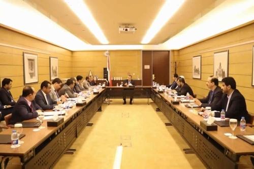 الحكومة الشرعية تعتمد 40 ميجا وات من الطاقة المشتراه لعدن و 30 ميجا لمحافظات لحج وابين وشبوة