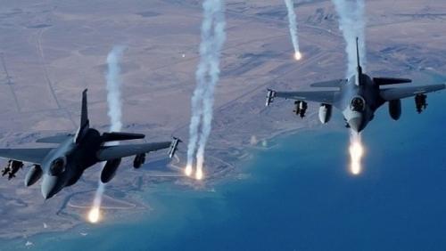 التحالف يقصف مواقع عسكرية بصنعاء بعد تدمير صاروخ باليستي حوثي