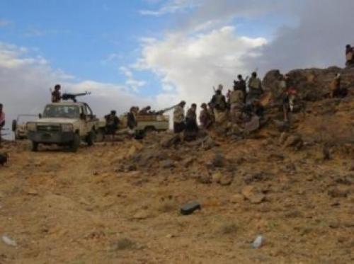 الجيش الوطني «يسيطر» على مديرية واقعة بين «البيضاء ومأرب»