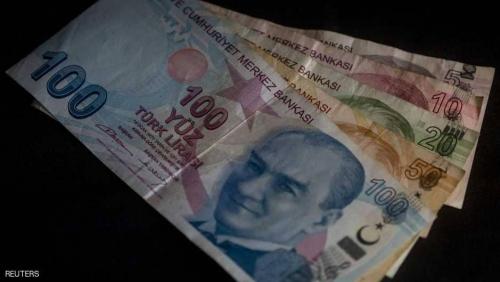 الليرة التركية تهبط إلى مستوى قياسي جديد