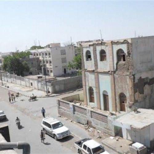 استشهاد جندي وإصابة آخر بانفجار عبوة ناسفة شمال لحج
