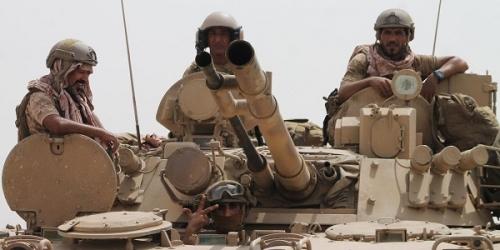 قوات سعودية وسودانية تدخل خط المعارك بجبهة صعدة